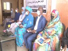 حفل افتتاح اليومي التحسيسي في مقر الجمعية بنواكشوط