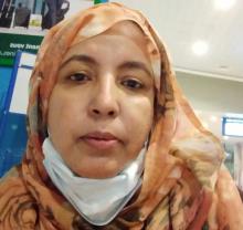 ميمونة بنت سيدنا عمر - صحفية بإذاعة موريتانيا