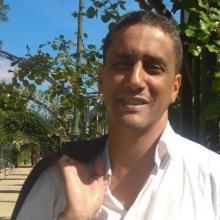 """الناشط السياسي وعضو """"نداء الثامن سبتمبر"""" الباحث عبد الله أحمد المنير"""
