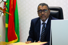 إدوم عبدي اجيد - الأمين العام لوزارة الشؤون الاقتصادية وترقية القطاعات الإنتاجية
