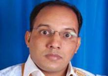 الإعلامي الموريتاني محمد سعدنا الطالب