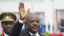 الرئيس البوروندي الراحل بيير نكورونزيزا