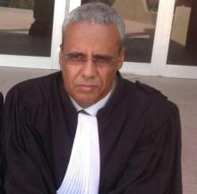 القيادي في حزب تكتل القوى الديمقراطية المحامي إبراهيم ولد ادي