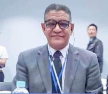 نقيب الصحفيين الموريتانيين أحمد طالب المعلوم