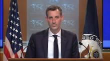 نيد برايس: المتحدث باسم وزارة الخارجية الأميركية