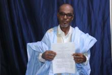 المعلم محمد بن الصوفي المدير السابق لمدرسة الفردوس بمدينة كيفه عاصمة ولاية لعصابة