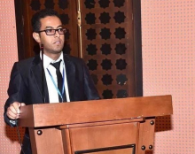 الدكتور محمد ولد الخليفة - أستاذ جامعي