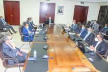 لجنة اليقظة الاقتصادية خلال اجتماعها الأربعاء (وما)