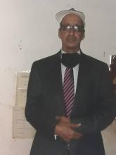 ممثل العمال المفصولين عن العمل أحمد بياه
