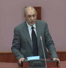 محمد محمود ولد الشيخ عبد الله بيَّه ـ وزير العدل