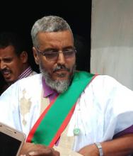 عمدة بلدية آوليكات الراحل محمدن ولد سيدى
