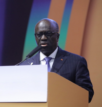 مارسيل أمون تانو: وزير خارجية ساحل العاج المستقيل