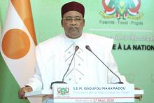 محمدو إسوفو: رئيس النيجر