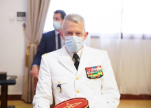 الجنرال مارك كونروي: القائد الجديد لقوة بارخان الفرنسية