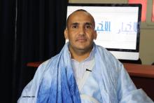المستشار البلدي في بلدية ألاك سيد آمين أحمد اعبيدي