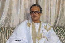 الدكتور إسلك ولد أحمد إزيد بيه