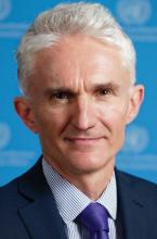 مارك لوكوك: مساعد الأمين العام للأمم المتحدة للشؤون الإنسانية