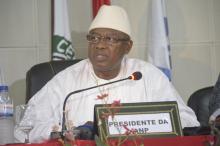 كيبريانو كاساما: رئيس الجمعية الوطنية بغينيا بيساو