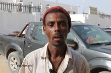 الزوج الداه ولد أحمد طالب يتهم المركز الصحي برفض استقبال وعلاج زوجته ـ (الأخبار)