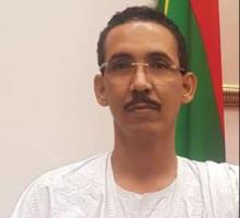 نائب مقاطعة كيهيدي الدكتور اباب ولد بنيوك