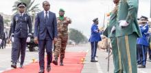 رئيس جمهورية بنين: باتريس تالون