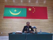 بقلم السفير الصيني بنواكشوط ازهانغ جانكو
