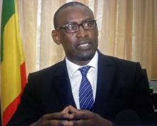 عبدولاي ديوب: وزير الخارجية المالي