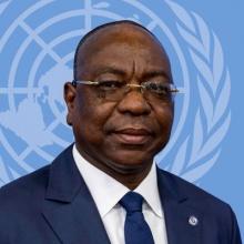 مانكير انجاي: الممثل الخاص للأمين العام الأممي في إفريقيا الوسطى