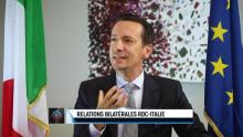لوكا أتانازيو: السفير الإيطالي بالكونغو الديمقراطية