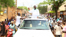 سومايلا سيسي: زعيم المعارضة في مالي