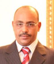 المرحوم النائب السابق الحسين ولد أحمد الهادي