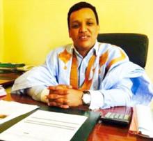 أحمد ولد امين: حاكم مقاطعة تفرغ زينه