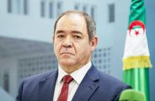 صبري بوقادوم: وزير الخارجية الجزائري