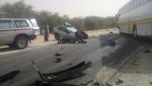 توفي العشرات خلال الأسابيع الأخيرة جراء حوادث السير بموريتانيا (الأخبار / أرشيف)