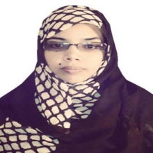 سومه محمد الولي ـ ناشطة سياسية ونقابية