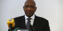 سوميلو بوباي مايغا الوزير الأول المالي.