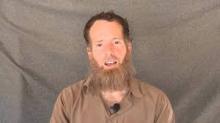 استيفان ماكغوين المفرج عنه من طرف تنظيم القاعدة ببلاد المغرب الإسلامي.