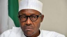 محمدو بخاري الرئيس النيجيري.