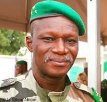 الجنرال المالي ديديي داكو قائد القوة المشتركة الإفريقية.