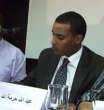 المدير العام لإذاعة موريتانيا عبد الله ولد حرمة الله