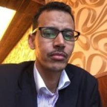 """صبحي ولد ودادي، رئيس سابق للمنظمة الشبابية لحزب """"تواصل"""""""