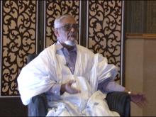 محمد المصطفى ولد بدر الدين الأمين العام لحزب اتحاد قوى التقدم.