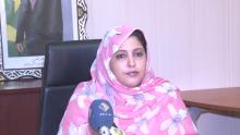 منتان بنت لمرابط: رئيسة اتحاد الإذاعات والتلفزيونات الخاصة المديرة العامة لقناة دافا.