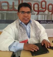 إحمدو ولد الوديعة - كاتب صحفي