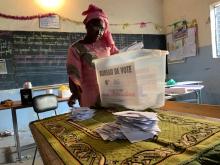 بدء عملية فرز الأصوات في السنغال.
