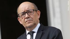 جان إيف لودريان: وزير الخارجية الفرنسي.