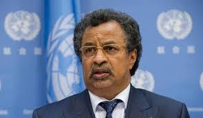 محمد صالح النظيف: رئيس بعثة الأمم المتحدة في مالي.