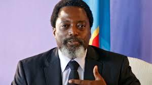 جوزيف كابيلا: الرئيس الكونغولي منتهي الولاية.