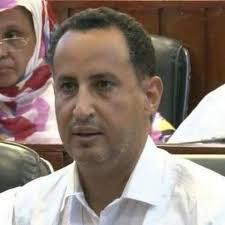 السيناتور المعتقل محمد ولد غده.