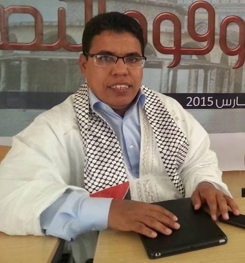 أحمدو ولد الوديعة ـ إعلامي